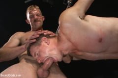 Adam Herst - New captive bound, beaten and electrified (Thumb 03)