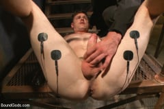 Adam Herst - New captive bound, beaten and electrified (Thumb 13)