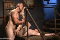 Adam Herst - New captive bound, beaten and electrified (Thumb 16)
