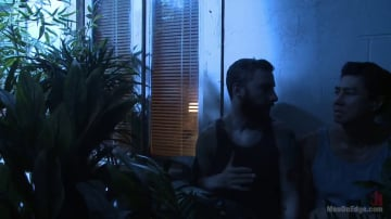 Adam Ramzi - Adam Ramzi's Home Invaded and Cock Edged