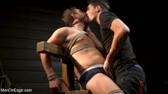 Alex Mecum - KinkMen Presents CONSTRAINED: Athletic Men Bound, Punished, and Edged (Thumb 03)
