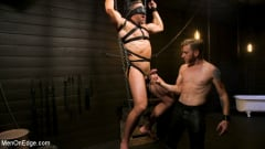 Alex Mecum - KinkMen Presents CONSTRAINED: Athletic Men Bound, Punished, and Edged (Thumb 16)