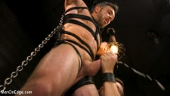 Alex Mecum - KinkMen Presents CONSTRAINED: Athletic Men Bound, Punished, and Edged (Thumb 18)