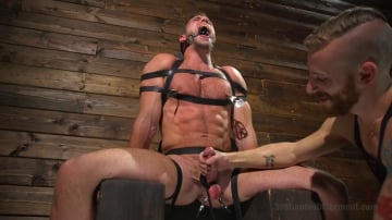 Alex Mecum - Muscled God Endures Extreme Torment