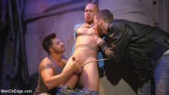 Brodie Ramirez - Brodie Ramirez Gets Edged in the Alley (Thumb 09)