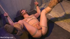 Brodie Ramirez - Brodie Ramirez Gets Edged in the Alley (Thumb 18)