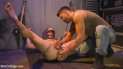 Brodie Ramirez - Brodie Ramirez Gets Edged in the Alley (Thumb 27)