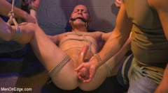Brodie Ramirez - Brodie Ramirez Gets Edged in the Alley (Thumb 33)