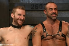 CJ Madison - CJ Madison returns with a tight chain around his boy's neck. (Thumb 08)