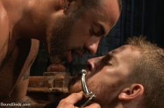 CJ Madison - CJ Madison returns with a tight chain around his boy's neck. (Thumb 15)