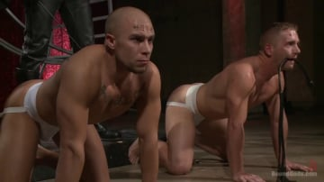 Christian Wilde - Newcomer vs Veteran - Slaves Compete to Satisfy Their Masters