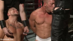 Christian Wilde - Newcomer vs Veteran - Slaves Compete to Satisfy Their Masters (Thumb 05)