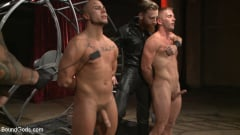 Christian Wilde - Newcomer vs Veteran - Slaves Compete to Satisfy Their Masters (Thumb 16)