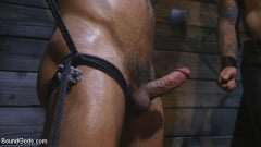Christian Wilde - Submissive Seth Santoro Suffers For Christian Wilde (Thumb 06)
