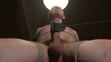 Cody Winter - Cody Winter Discovers New Torments and Lets out His Inner Painslut