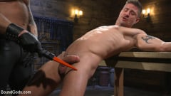 Colby Jansen - Newcomer Sean Maygers Gets Bound and Fucked By Huge Stud Colby Jansen (Thumb 06)