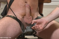 Connor Maguire - Officer Maguire edged and gets an electric buttplug for the first time (Thumb 11)