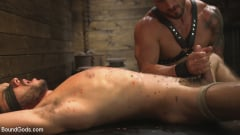 Dakota Rivers - Horny Sub is Tormented With the Fucksaw and Hot Wax Pendulums! (Thumb 14)