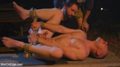Damien Moreau - New Camper Gets Edged at Camp Perv-Anon (Thumb 25)
