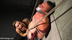 Darin Silvers - Straight Beefcake Stud Gets Edged (Thumb 02)