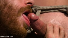 Darin Silvers - Straight Beefcake Stud Gets Edged (Thumb 11)