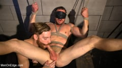Darin Silvers - Straight Beefcake Stud Gets Edged (Thumb 14)