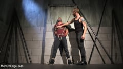 Darin Silvers - Straight Beefcake Stud Gets Edged (Thumb 19)