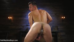 David Emblem - Anal Slave Shocks and Machine Fucks His Greedy Hole (Thumb 03)