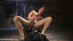 David Emblem - Anal Slave Shocks and Machine Fucks His Greedy Hole (Thumb 07)