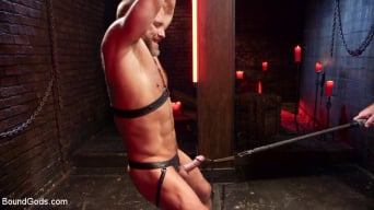 Dirk Caber in 'and Jessie Colter Share a Night of Pain and Pleasure'