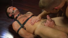 Dirk Caber - Hungry Daddy Fucks Younger Muscled Pain Slut (Thumb 03)