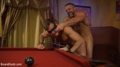 Dirk Caber - Hungry Daddy Fucks Younger Muscled Pain Slut (Thumb 07)
