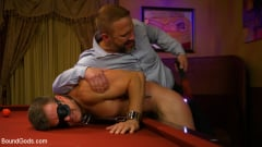 Dirk Caber - Hungry Daddy Fucks Younger Muscled Pain Slut (Thumb 15)