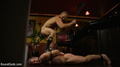 Dirk Caber - Hungry Daddy Fucks Younger Muscled Pain Slut (Thumb 16)