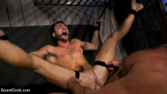 Dominic Pacifico - Hard Up Hole: Max Adonis gives up holes for protection (Thumb 04)