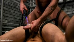 Dominic Pacifico - Hard Up Hole: Max Adonis gives up holes for protection (Thumb 08)