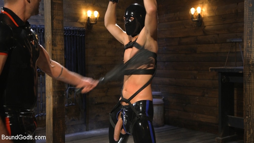 Kink Men 'Matt Anthony Takes A Beating And A Fucking In Full Suspension' starring Dominic Pacifico (photo 3)