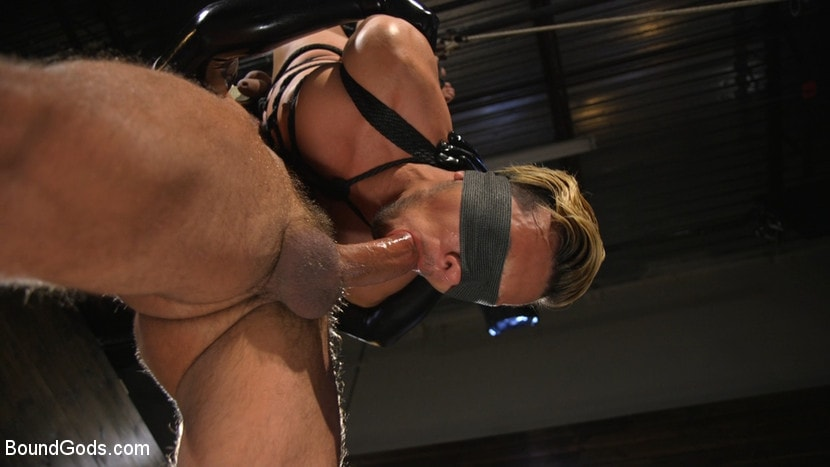 Kink Men 'Matt Anthony Takes A Beating And A Fucking In Full Suspension' starring Dominic Pacifico (photo 10)