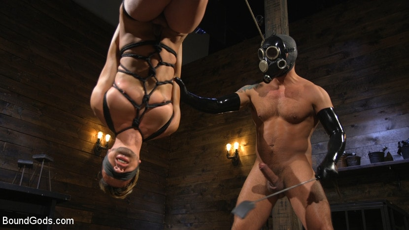Kink Men 'Matt Anthony Takes A Beating And A Fucking In Full Suspension' starring Dominic Pacifico (photo 13)