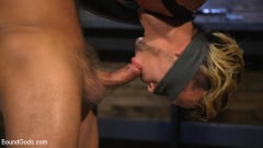 Dominic Pacifico - Matt Anthony Takes A Beating And A Fucking In Full Suspension (Thumb 08)