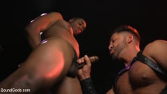 Dominic Pacifico - New meat Alson Caramel fisted and fucked for HustlaBall! (Thumb 11)