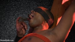 Dominic Pacifico - New meat Alson Caramel fisted and fucked for HustlaBall! (Thumb 15)