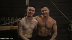 Dominic Pacifico - Pretty boy Zak Bishop gets trained by Master Pacifico (Thumb 15)