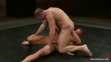 Ethan Hudson - Muscle on Muscle - Tyler Saint takes on Ethan Hudson