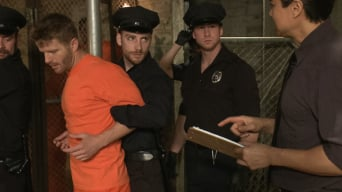 Hayden Richards in 'Lockup, Cell Extraction and Prison Gang Fuck'