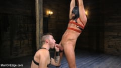 Jack Andy - Submissive Stud Andy Jack Bound in Rope and Fucked in Ass!! (Thumb 05)