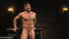 Jack Andy - Submissive Stud Andy Jack Bound in Rope and Fucked in Ass!! (Thumb 16)
