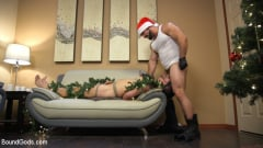 Jaxton Wheeler - Santa's Slut: Rough Takedown Sex for First Time Kink Model (Thumb 08)