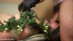 Jaxton Wheeler - Santa's Slut: Rough Takedown Sex for First Time Kink Model (Thumb 11)