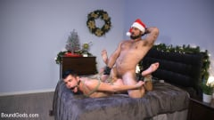 Jaxton Wheeler - Santa's Slut: Rough Takedown Sex for First Time Kink Model (Thumb 18)